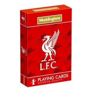 Liverpool FC - Waddingtons No1 Playing Cards