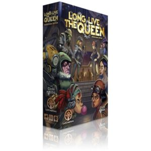Long Live The Queen: Dieselpunk Edition