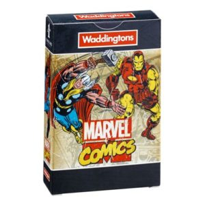 Marvel Comics Retro - Waddingtons No1 Playing Cards