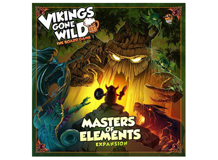 Masters of Elements Vikings Gone Wild Lucky Duck Games