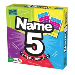 Name 5