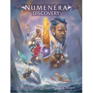 Numenera RPG: Discovery