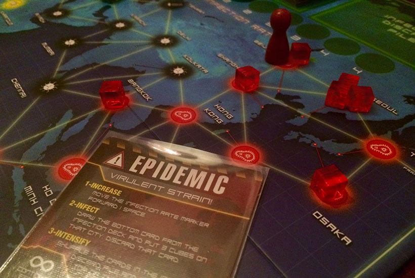 Pandemic: On the Brink Review - Virulent Strain