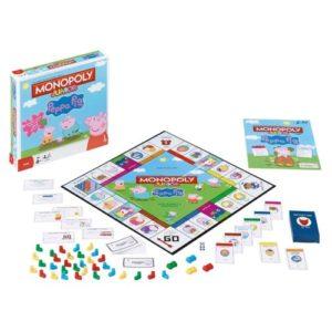 Monopoly: Peppa Pig Jr