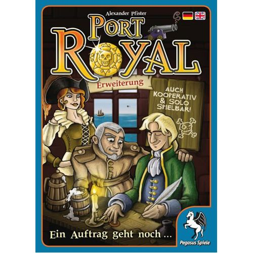 Port Royal: Extra Cards Expansion