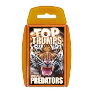 Predators - Top Trumps Classics