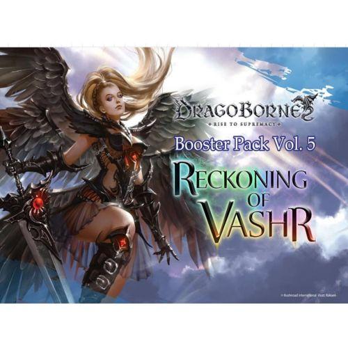 Reckoning of Vashr Booster Box Vol. 5: Dragoborne Rise to Supremacy
