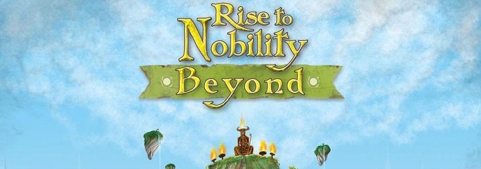Rise to Nobility: Beyond - New to Kickstarter | Board Games | Zatu Uk