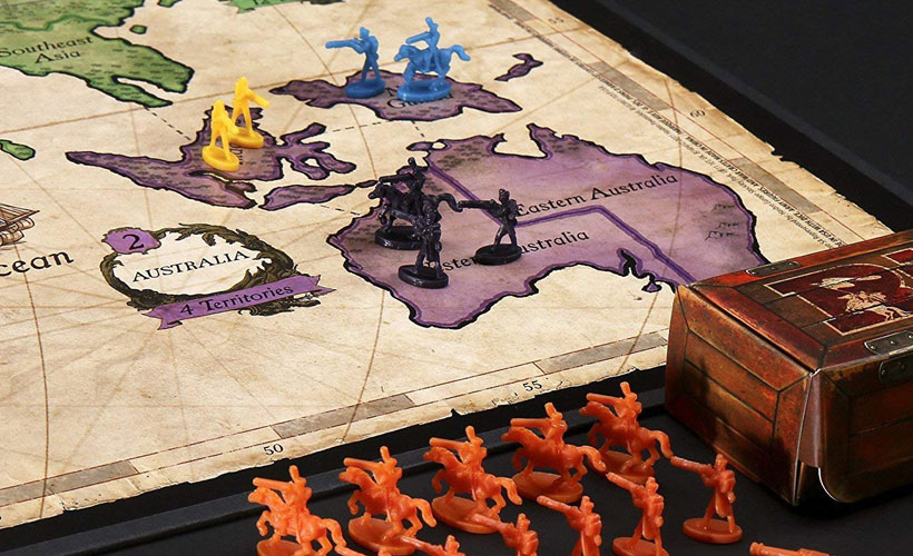 Risk Board Game Review - Going into Battle