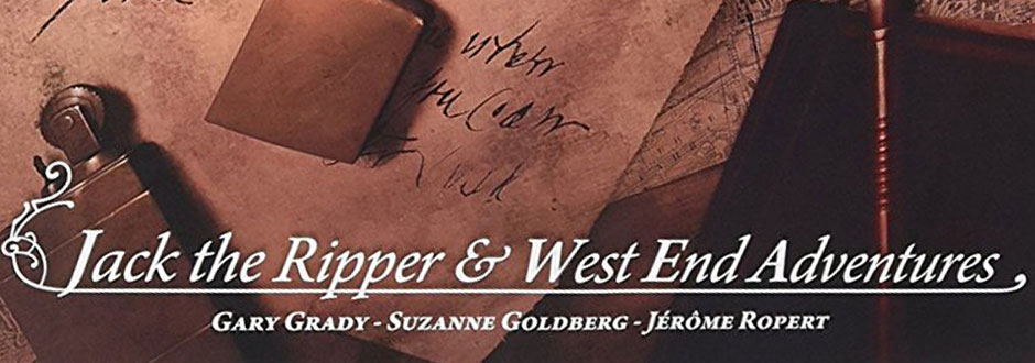Sherlock Holmes Consulting Detective: Jack the Ripper & West End Adventures Review