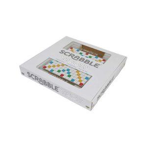 Scrabble: The Glass Edition