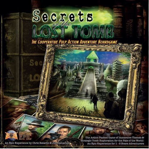 Secrets Of The Lost Tomb: 2nd Edition