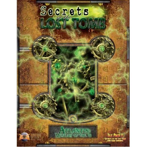Secrets Of The Lost Tomb: Atlantis Mystery Of The 13