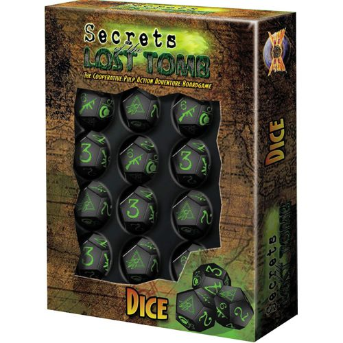Secrets Of The Lost Tomb: Epic Dice Upgrade