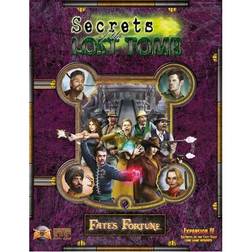 Secrets Of The Lost Tomb: Fate's Fortune Expansion