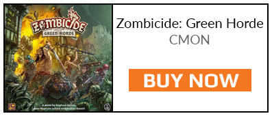 September Games of the Month - Buy Zombicide Green Horde Game