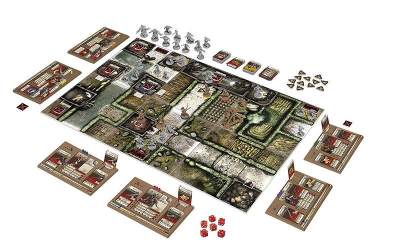 September Games of the Month - Zombicide Green Horde