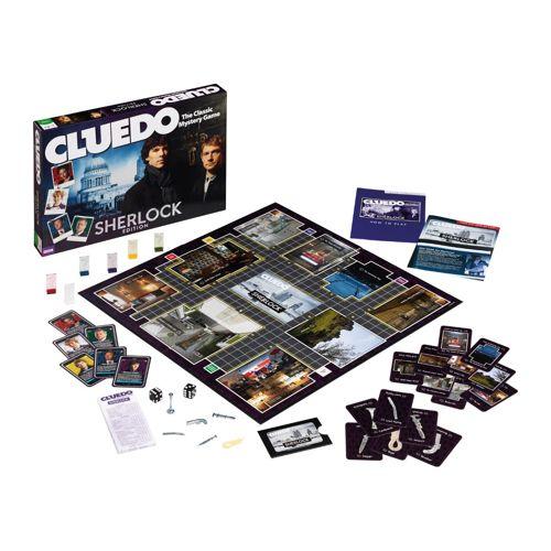 Sherlock - Cluedo