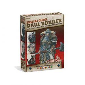 Special Guest Paul Bonner 2: Zombicide Green Horde