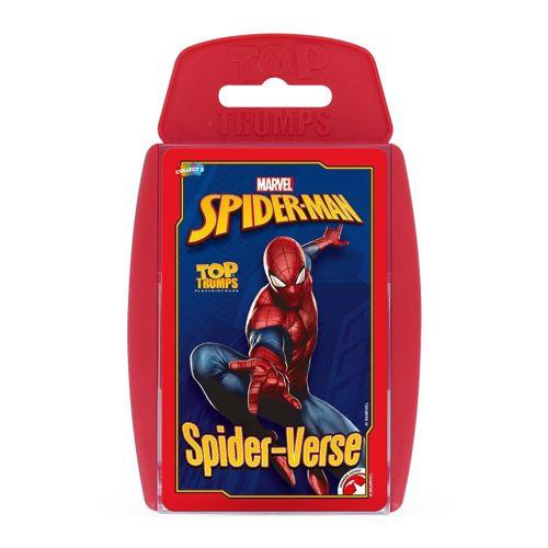 Spiderman - Top Trumps Specials
