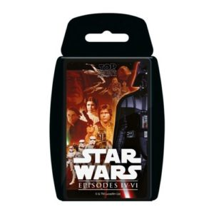 Star Wars 4-6 - Top Trumps Specials