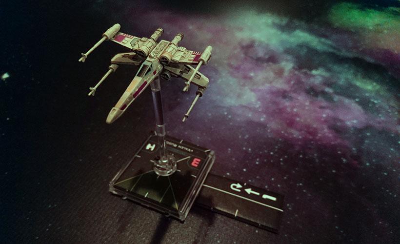 Star Wars X-Wing Second Edition - Miniature
