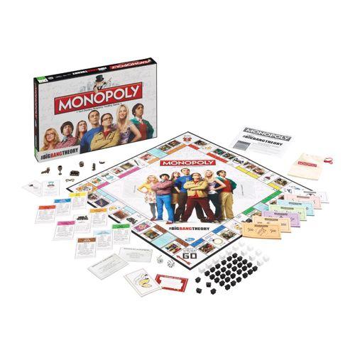 The Big Bang Theory - Monopoly