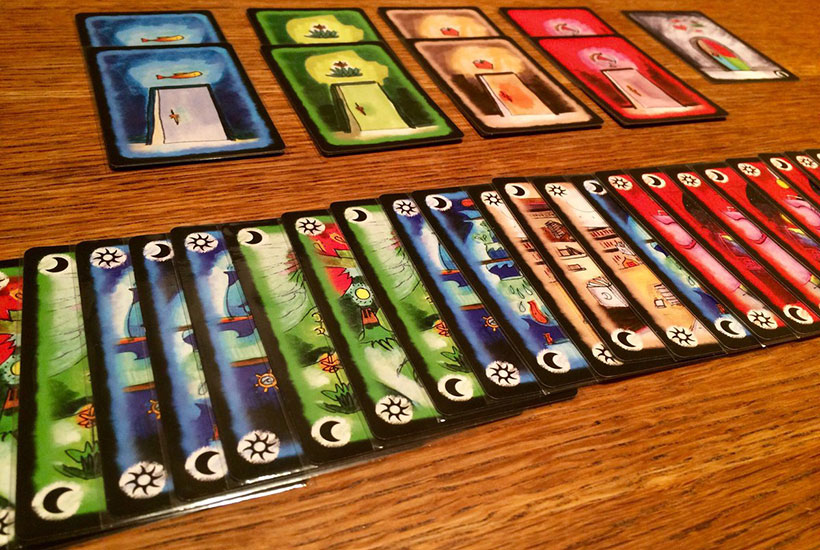 The Cards - Onirim Review