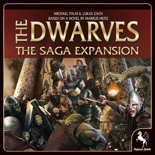 The Dwarves: The Saga Expansion Limited Edition