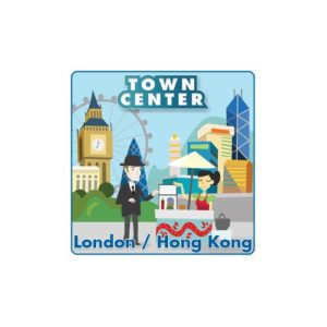 Town Center: London And Hong Kong Expansion