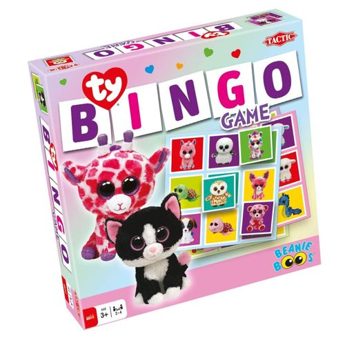 Ty Beanie Boo'S Bingo