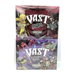 Vast: The Mysterious Manor and Haunted Hallways - Kickstarter Edition