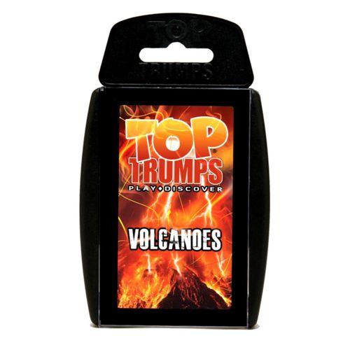 Volcanoes - Top Trumps Classics