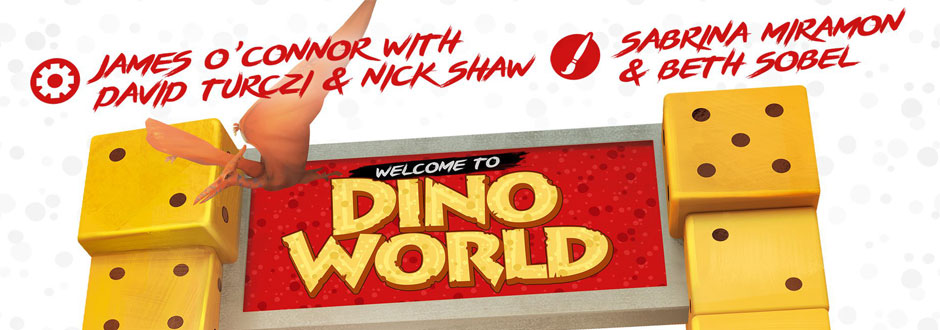 Welcome to DinoWorld Preview | Board Games | Zatu Games UK
