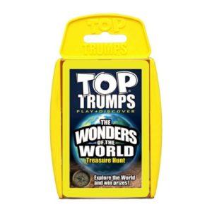 Wonders of the World - Top Trumps Classics