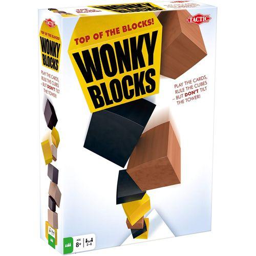 Wonky Blocks