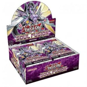 Yugioh: Soul Fusion 1st Edition Booster Box