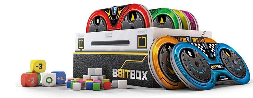 8Bit Box Review - Box Content