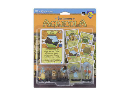 Agricola Collection - Blue Collection