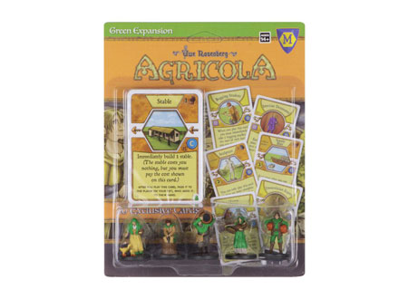 Agricola Collection - Green Expansion