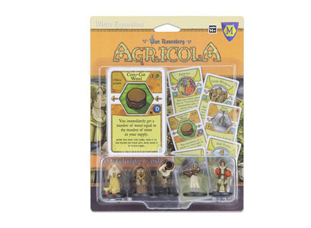 Agricola Collection - White Expansion
