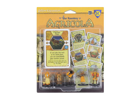 Agricola Collection - Yellow Expansion