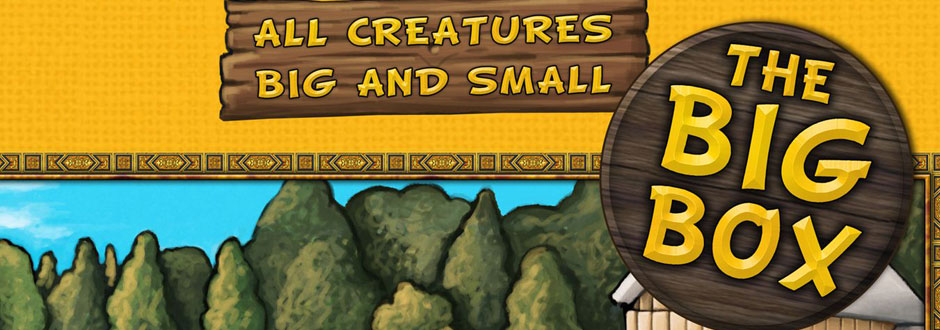 Agricola: All Creatures Big and Small Big Box Review | Zatu Games UK image