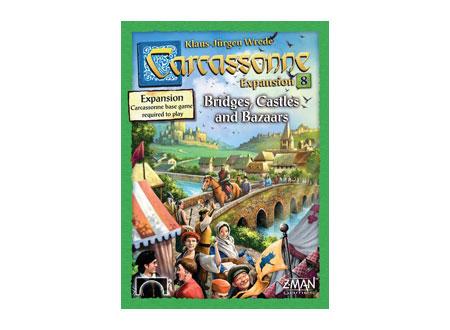 Carcassonne Collection - Bridges Castles and Bazaars
