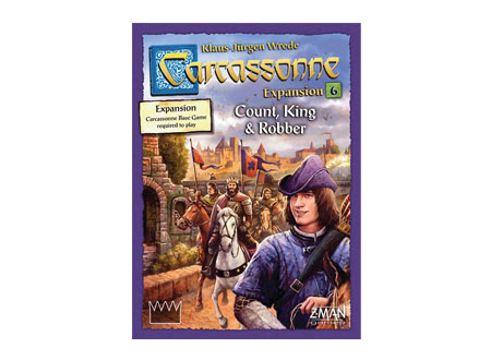 Carcassonne Collection - Count, King and Robber