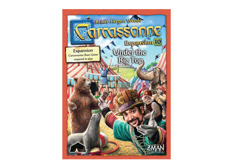 Carcassonne Collection - Under the Big Top
