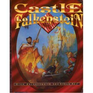 Castle Falkenstein RPG Corebook