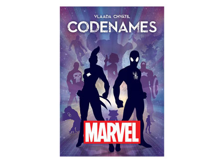 Codenames Collection - Marvel Edition