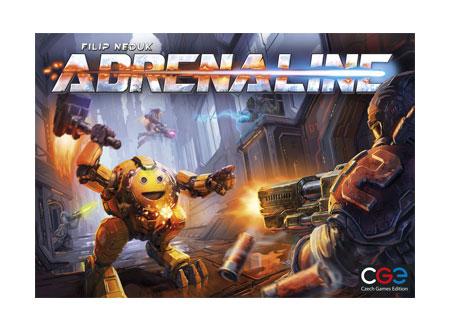 Czech Games Edition - Adrenaline