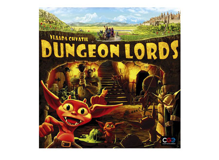 Czech Games Edition - Dungeon Lords